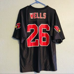Men's NFL Cardinals Wells Jersey (M)
